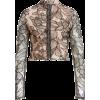 Mina Cropped Lace Top WAYF - Hemden - lang -
