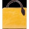 Mini Leather Tote Bag - Kleine Taschen -