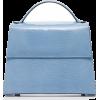 Mini Lizard top handle - Hand bag -