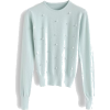 Mint Pullover - Pullover -