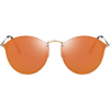 Mirrored Sunglasses  -  ORANGE RED  - Gafas de sol - $10.04  ~ 8.62€