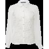 Miso Organza Blouse - Košulje - duge -