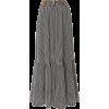 Missoni Mare Gingham Seersucker Maxi Ski - Skirts -