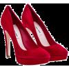 Miu Miu Shoes Red - Shoes -