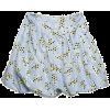 Miu Miu Skirts Blue - Skirts -