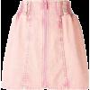 Miu Miu - Denim skirt - Skirts -