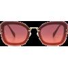 Miu Miu - Pink sunglasses - 墨镜 - $531.00  ~ ¥3,557.88