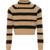 Miu Miu - Striped sweater - 套头衫 -