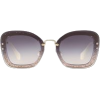 Miu Miu sunglasses - Sunglasses -