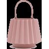 Mlouye Mini Pleated Lantern Bag - Hand bag - $460.00