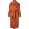 Mocha Bisque coat - Jacket - coats -
