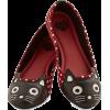 Modcloth cat flats - Flats -
