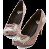 Modcloth heels - Klasične cipele -