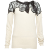 Pulover Pullovers White - Pullovers -