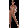 Model in Carmel Jumpsuit - Other -
