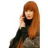 Model with red hair - Ljudi (osobe) -