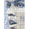 Modern tile art - イラスト -