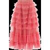 Molly Goddard suknja - Skirts - £721.00  ~ $948.67