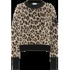 Moncler - Leopard sweater - Pulôver -