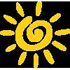 Sun - Ilustrationen -