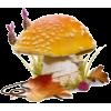 Mushrooms - Plantas -