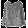 Sweater - Swetry na guziki -