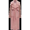 Monique Lhuillier Alpaca Coat - Jacket - coats -