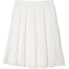 Monki Skirt White - Skirts -