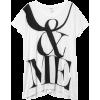 Monki t-shirt - T-shirts -