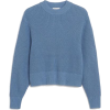 Monki blue knit sweater - Puloveri -