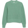 Monki green sweater - Pullovers -
