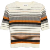 Monki striped top - T-shirts -