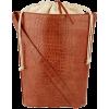 Monsoon Claris Croc Bucket Bag - Kurier taschen -