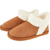 Monsoon Suedette Slipper Boot - Balerinke -