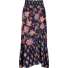 Monsoon floral skirt - スカート -