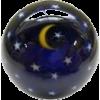 Moon and star globe - 小物 -