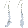 Moonstone Earrings - Earrings -