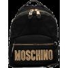 Moschino Backpack - Nahrbtniki -