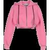 Moschino - Cropped sweatshirt - Pullovers -