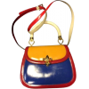 Moschino Hearts Fleur De Lis Cross Body - Hand bag -