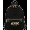 Moschino Nylon Backpack - Rucksäcke -