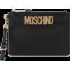 Moschino - Clutch bags - 320.00€  ~ $372.58
