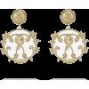 Moschino - Earrings - 245.00€  ~ $285.25