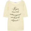 Moschino Long sleeves t-shirts - 长袖T恤 -