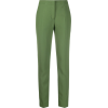 Moschino mid-rise trousers - Capri & Cropped -