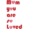 Mother's Day Card  - Textos - $6.00  ~ 5.15€