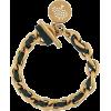 Mulberry Medallion chain bracelet - Bracelets -