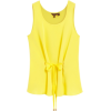 Mulberry Top Yellow - Top -