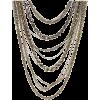 Multi Strand Necklace - Necklaces - ¥2,760  ~ $24.52