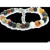Multi-Agate Bracelet - Bracelets -
